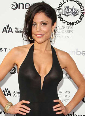 Bethenny Frankel After Surgery