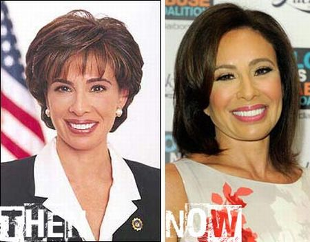 Jeanine Pirro plastic surgery photo