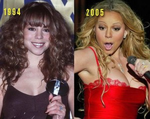 Mariah Carey Plastic Surgery: Done Modestly With Skill