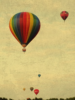 Photos of Extraordinary Hot Air Balloons (1)