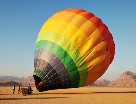 Photos of Extraordinary Hot Air Balloons (13)