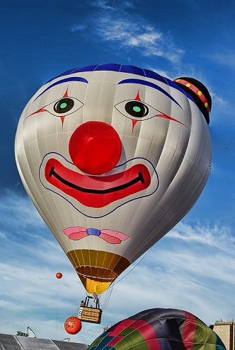 Photos of Extraordinary Hot Air Balloons (16)