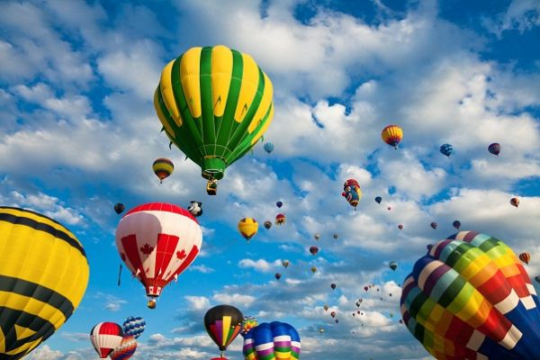 Photos of Extraordinary Hot Air Balloons (3)