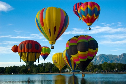 Photos of Extraordinary Hot Air Balloons (5)