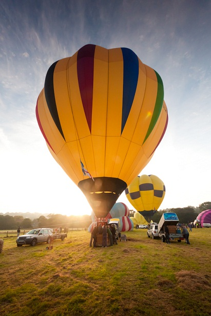 Photos of Extraordinary Hot Air Balloons (6)