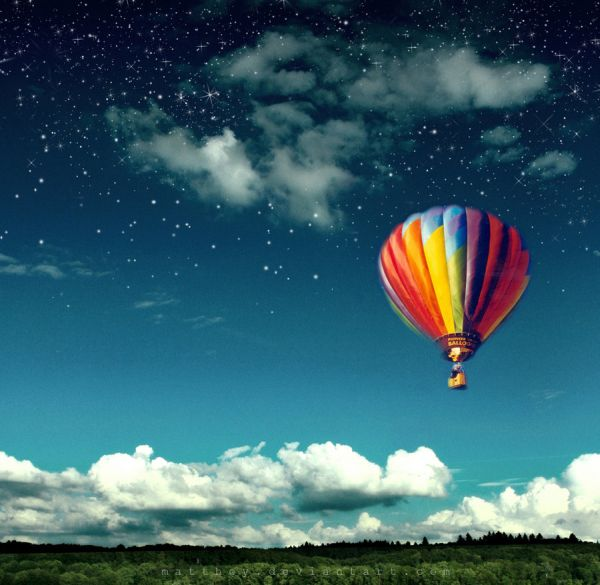 Photos of Extraordinary Hot Air Balloons (9)