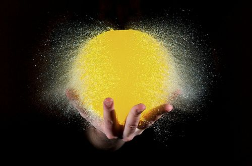 23 Stunning Water Balloon Stop Motion Photos (5)