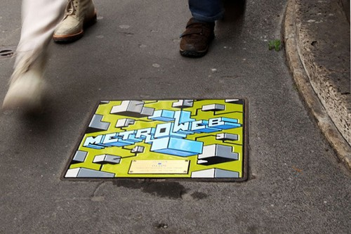 25 Most Artistic Manhole Covers (16)