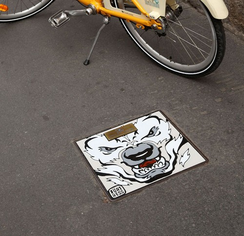 25 Most Artistic Manhole Covers (22)
