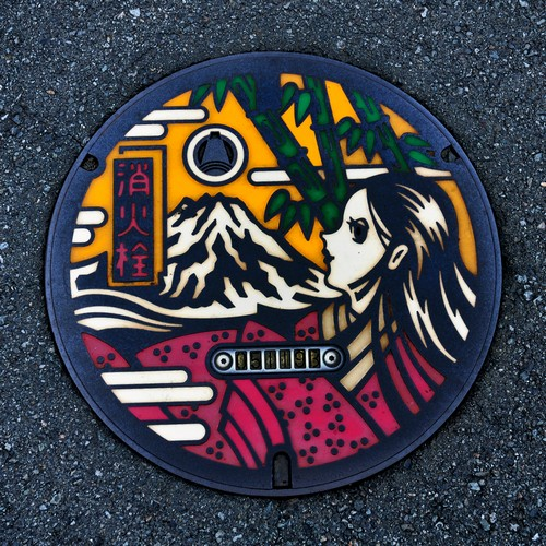 25 Most Artistic Manhole Covers (23)