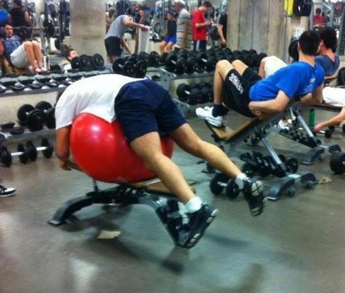 25 Most Stupid Gym Fails (12)
