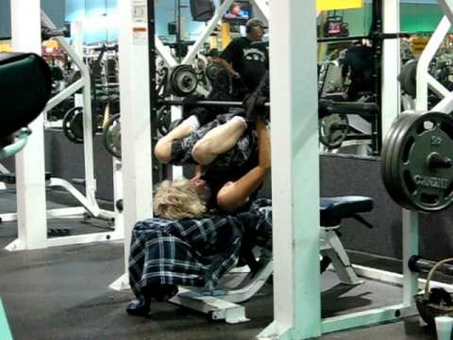 25 Most Stupid Gym Fails (7)
