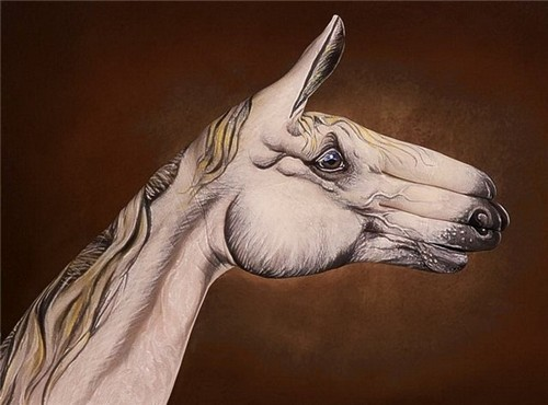 25 Photos of Epic Animal Hand Art (17)
