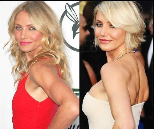 Cameron Diaz breast implants before and after
