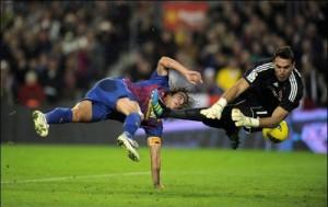 25 Confusing But Extraordinary Sport Stunts