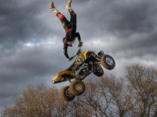Extremely Mind Confusing Sport Stunts (24)