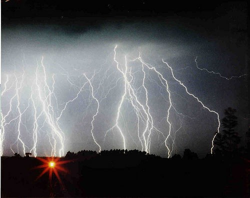 Staggering Photos Of Lightning (21)