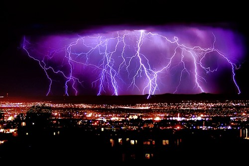 Staggering Photos Of Lightning (8)