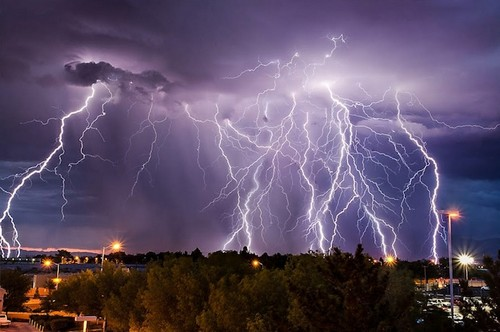 Staggering Photos Of Lightning (9)