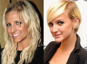 Ashlee Simpson Plastic Surgery – Nose Job Confirmed