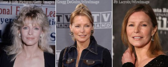 Cheryl Ladd plastic surgery before and after
