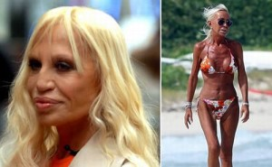 The Story of Donatella Versace Plastic Surgery Disaster