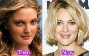 Drew Barrymore Plastic Surgery – Could It Be True?