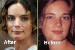 Gabrielle Anwar Plastic Surgery Rumours Are Not True?
