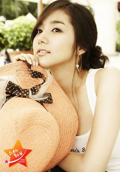 Park Min Young after plastic surgery