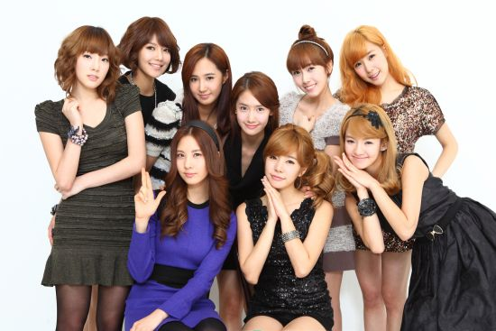 SNSD Group Picture