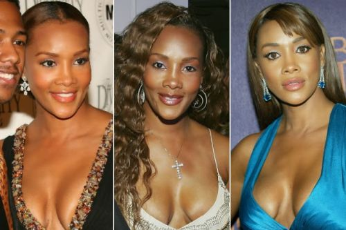 Vivica Fox plastic surgery photos