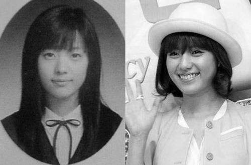 Han Hyo Joo then and now