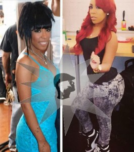 K Michelle Butt Implants Gave the Star Her Boastful Rear