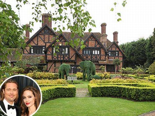 Angelina Jolie's house