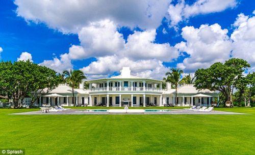 Celine Dion's House