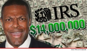 Chris Tucker Net Worth is Below Zero?