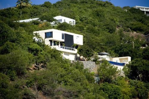 David Letterman's house