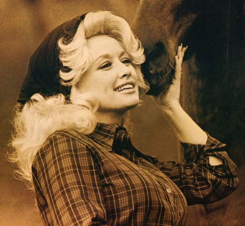 Dolly Parton younger photo