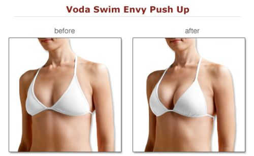 Envy push up before after