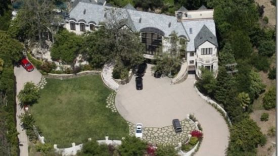 Gene Simmons' house