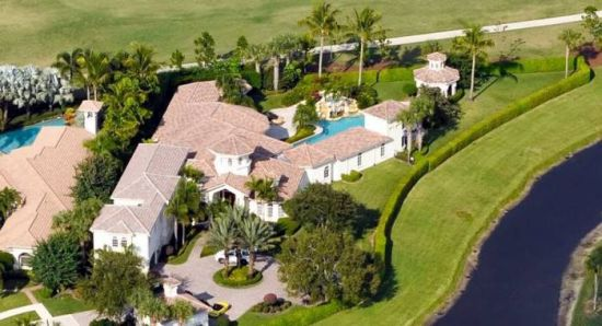 Venus and Serena Williams' house