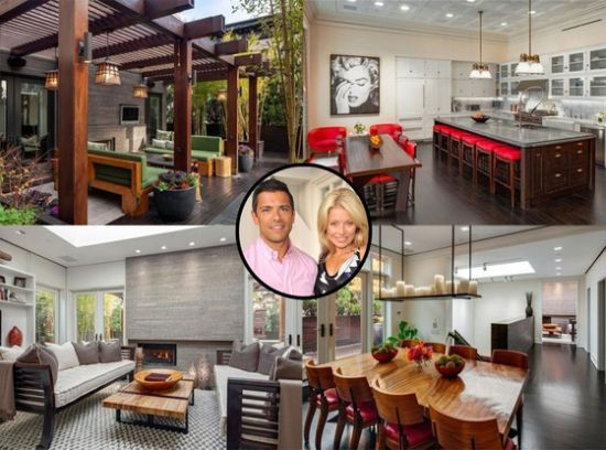 Kelly Ripa's New York Penthouse