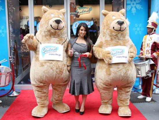 Kim Kardashian's Va-Va-Nilla cupcakes