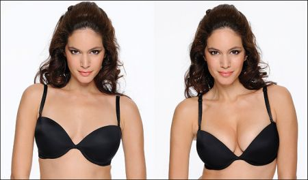Push Up Bra Before And After Pictures: Enhance Your Look!