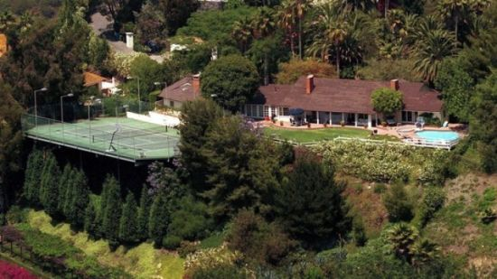 Adam Sandler's Bel Air Mansion