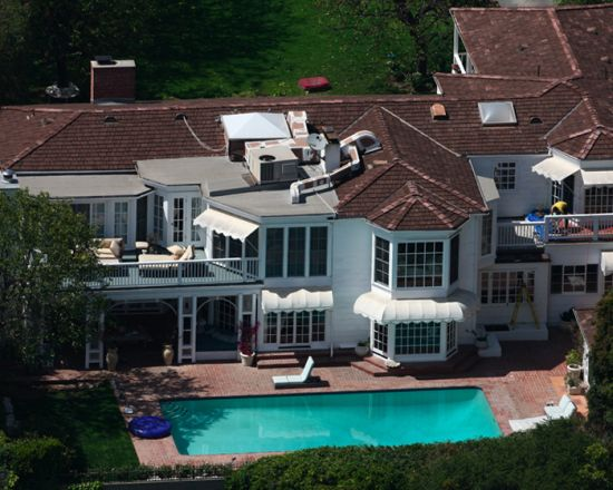 Adam Sandler's house