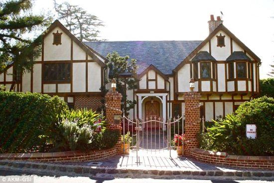 Bill Cosby's home