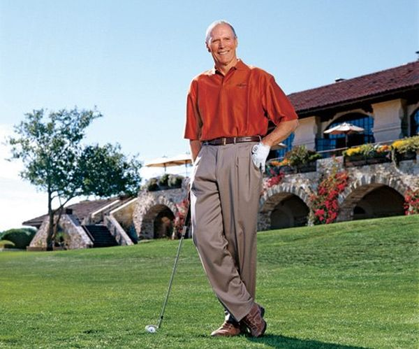 Clint Eastwood Tehama Golf Club
