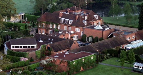 Elton John's Windsor mansion