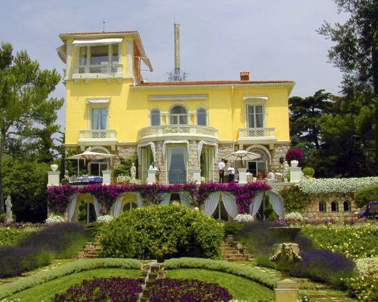 Elton John's house